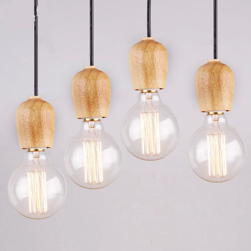 Wood Pendant Lighting Exellent