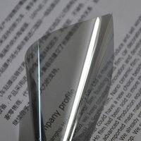 50 VLT 100 Anti UV Heat Ceramic Film 5feet X 40feet Roll 2mil Thickness With Anti