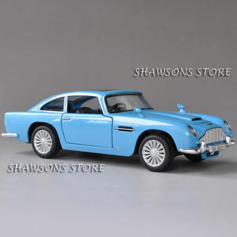 1 32 Diecast Vintage Car Model Toys Aston Martin Db5 Pulll Back Replica Sound Light James Bond 007 Diecasts Toy Vehicles Aliexpress