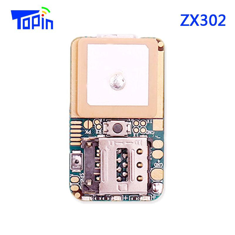 10pcs lot ZX302 PCBA Mini GSM GPS Tracker Locator Real time Call Tracking Position Voice Monitoring