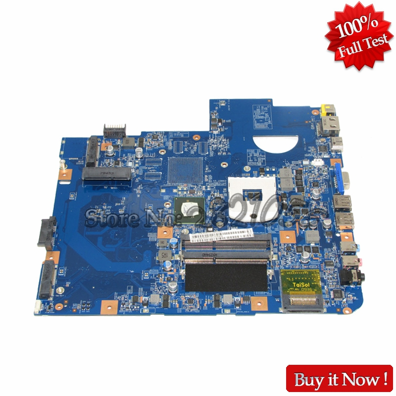 NOKOTION 48.4GD01.01M MBPM601002 MB.PM601.002 Mainboard For acer Aspire 5740 laptop motherboard HD GMA graphics HM55 DDR3 nokotion z5wae la b232p for acer aspire e5 521 laptop motherboard nbmlf11005 nb mlf11 005 ddr3