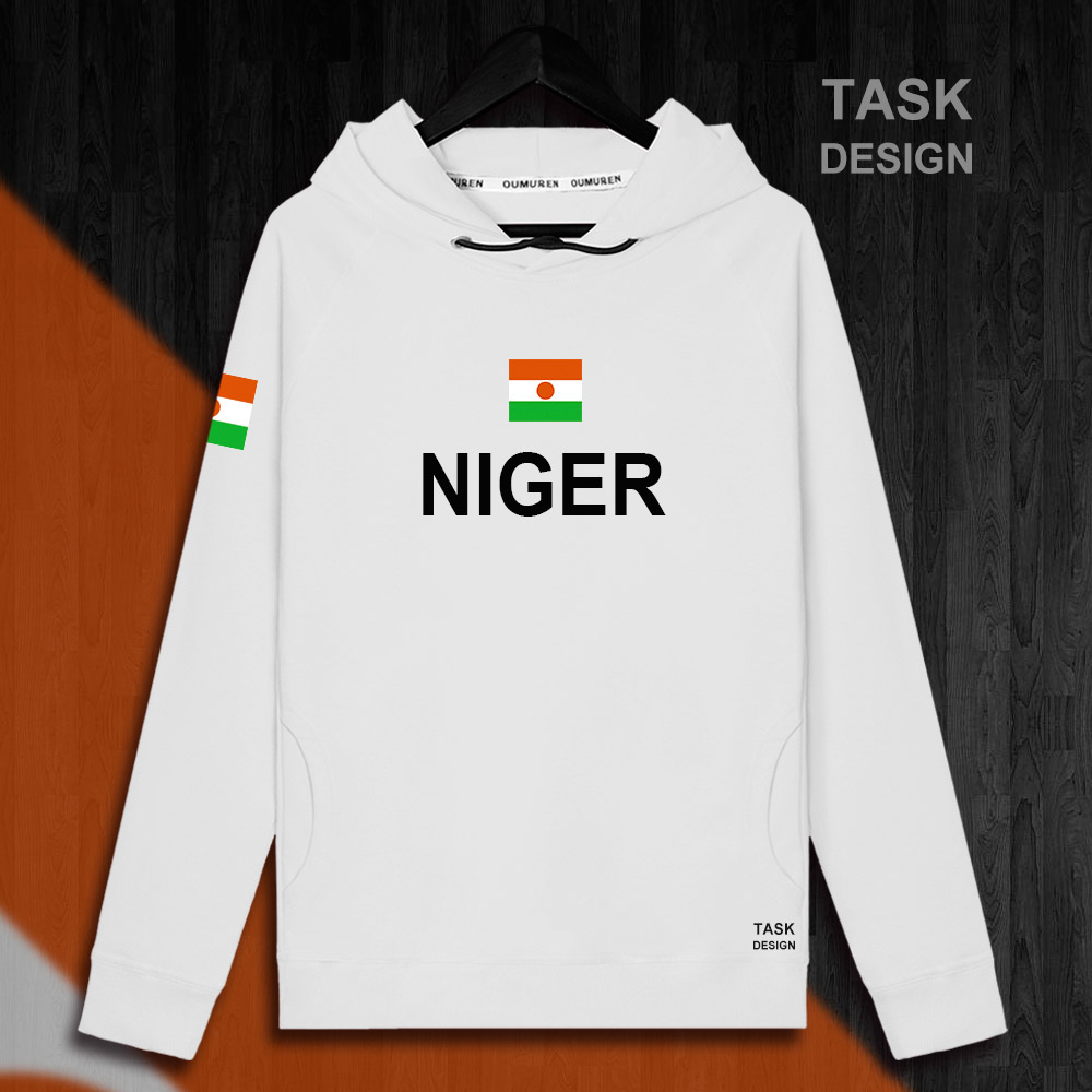 Niger Nigerien NE NER mens hoodie pullovers hoodies men sweatshirt streetwear clothing Sportswear tracksuit nation flag new 01