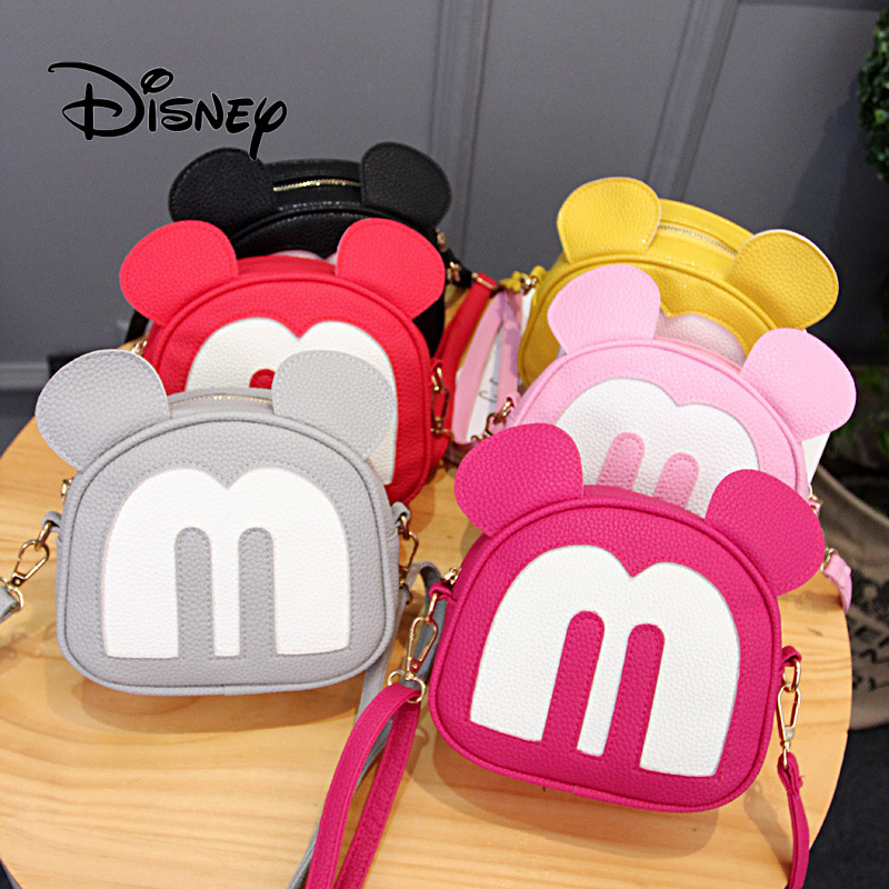 Careful 2019 Disney Childrens Backpack Cute Mickey Mouse Women Bags Minnie Mouse Boy Girl Travel Schoolbags Birthday Gifts Buy One Get One Free Plush Backpacks