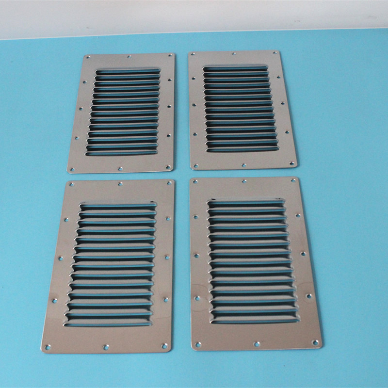 Stainless Steel Air Grille : Pieces stainless steel air vent grille wall ducting