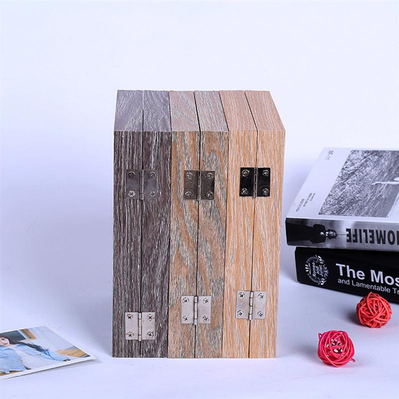 6x8 Inch Wooden Simple Picture Frame Double Rectangle Fashion Photo ...