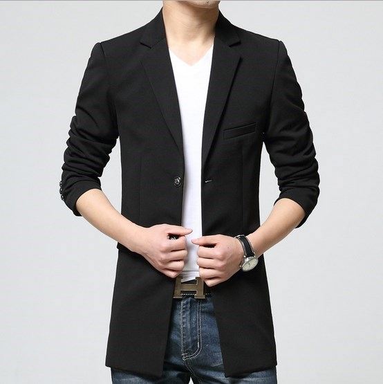 Online Buy Wholesale long jacket suits for men from China long
