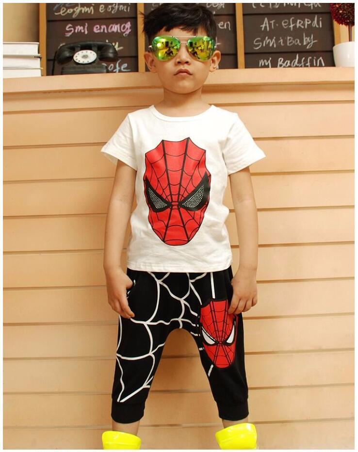 HTB1xOwhRpXXXXbmXFXXq6xXFXXXU - Boy's Cool Spring/Summer 3 Piece Set - Coat, Pants, and T-Shirt - Spider Man Design