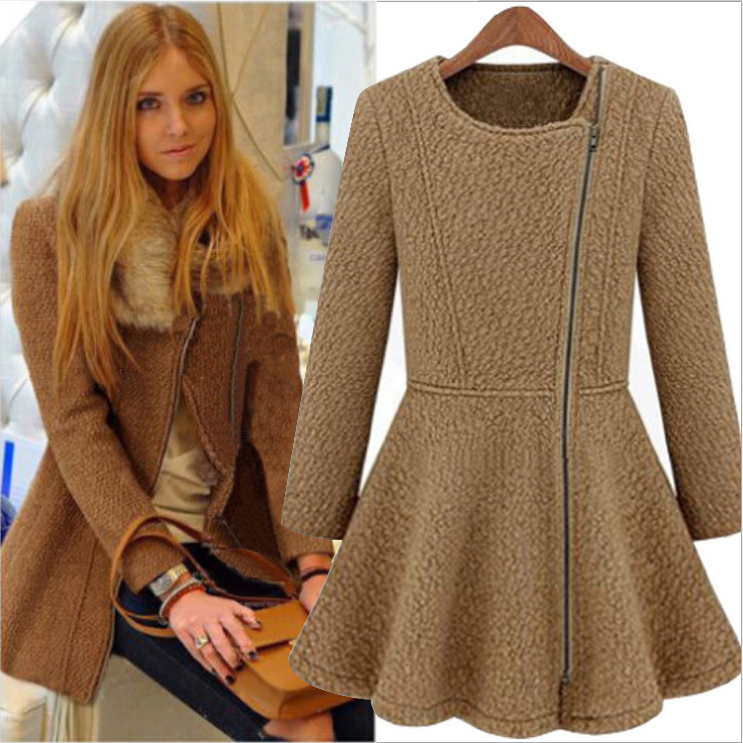 Popular Winter Wool Coats for Women-Buy Cheap Winter Wool Coats ...
