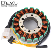 BJMOTO Motorcycle Magneto Engine Ignition Stator Generator Coil For Honda CN250 CN 250 HELIX 1986-2007