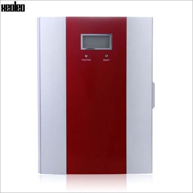Xeoleo 7L Cosmétique réfrigérateur Réfrigérateur pour cosmétique Voiture Réfrigérateur Vertical Refroidisseur Cosmétiques Reefer Mini Portable Boîte De Refroidissement
