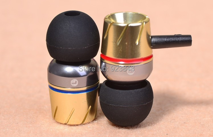 10mm earphone shell DIY headphone shell, metal earphone housing