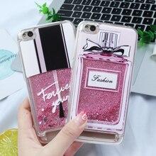Liquid Dynamic Glitter Soft TPU case For Redmi 4A 4X 5A Case Bling Star Love Quicksand S2 5 Pro A2 Plus Note 4