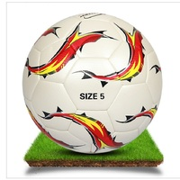 Soccer New arrive 2018 High Quality PU Material Official Standard Soccer Ball Size 5 Football For Competition and Training