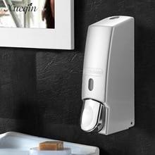 Xueqin 600ML Hotel Bathroom Foam Soap Dispensers Shower Lotion Shampoo Bottle Holder Liquid Soap Pumping Dispenser