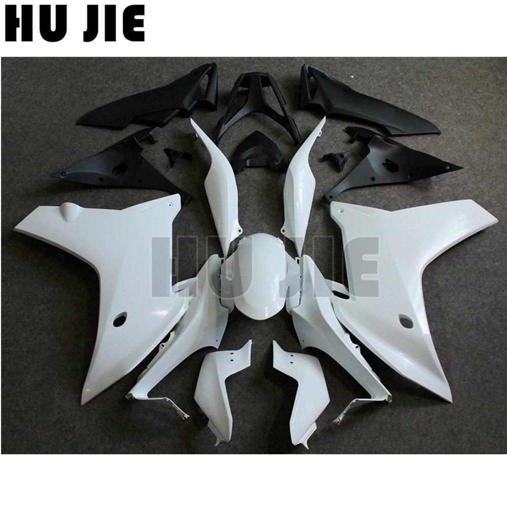 ABS Injection Molding Unpainted Fairing Kit For HONDA CBR600F CBR 600F 2011 Motorcycle Bodywork Fairings