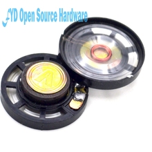 5PCS/Lot High quality Diameter 29MM 8 ohm 0.25W thickness 9MM small horn loudspeaker/small speakers 8R 2.9CM 0.25W