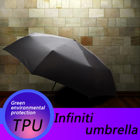 Automatic Folding Umbrella Rain Sunshade Logo Umbrella For Infiniti FX35 Q50 G35 FX G37 QX56 QZ70 FX37 EX35 QX80 M35 g25 ex35