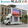 Leeman Sinosky Wholesale truck led display P12p10p8!!!!!!Wholesale Outdoor Advertising P10 Mobile Truck LED Display screen video