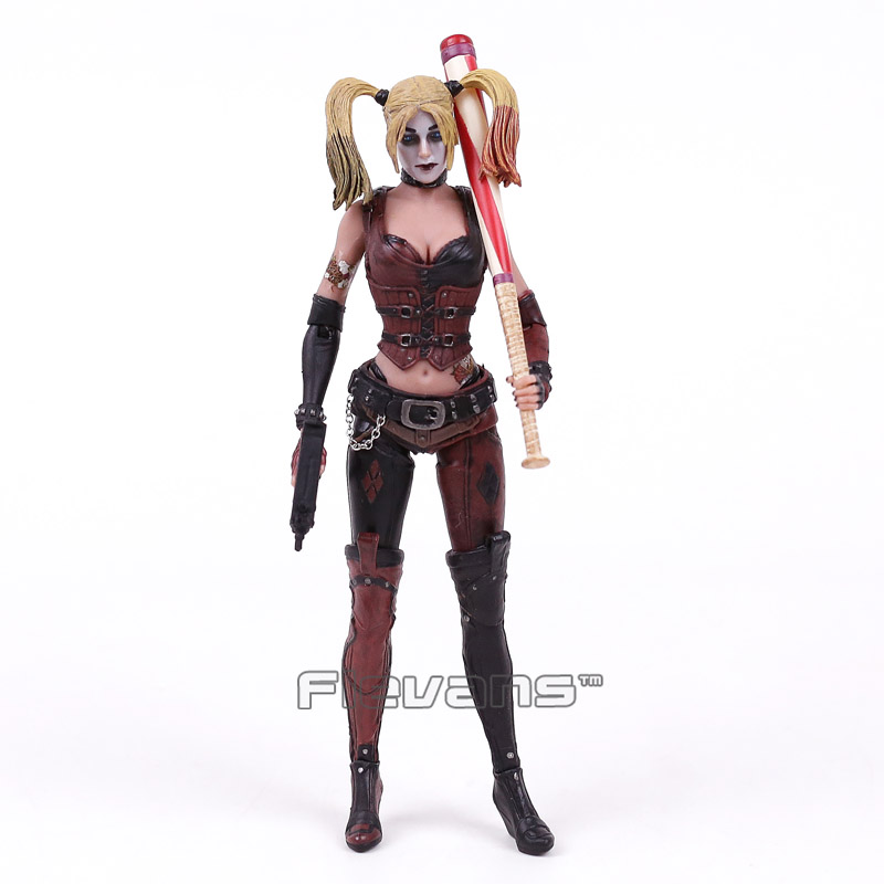 ▻NECA DC Comics Batman Harley Quinn PVC acción figura juguete ...