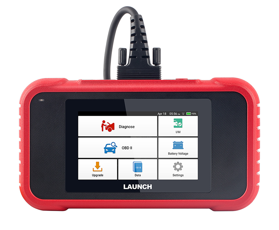 Original Launch X431 CRP123 Code Scanner EOBD OBDII Auto Diagnostic Scaner Tool
