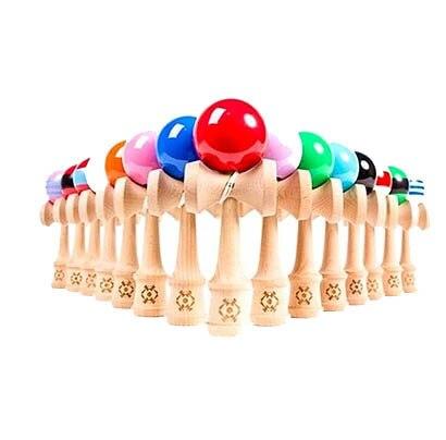 Японские традиционные kendama деревянные игрушки kendama шары