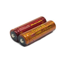 2 шт/лот trustfire imr 14500 37 в 700 мАч перезаряжаемая батарея
