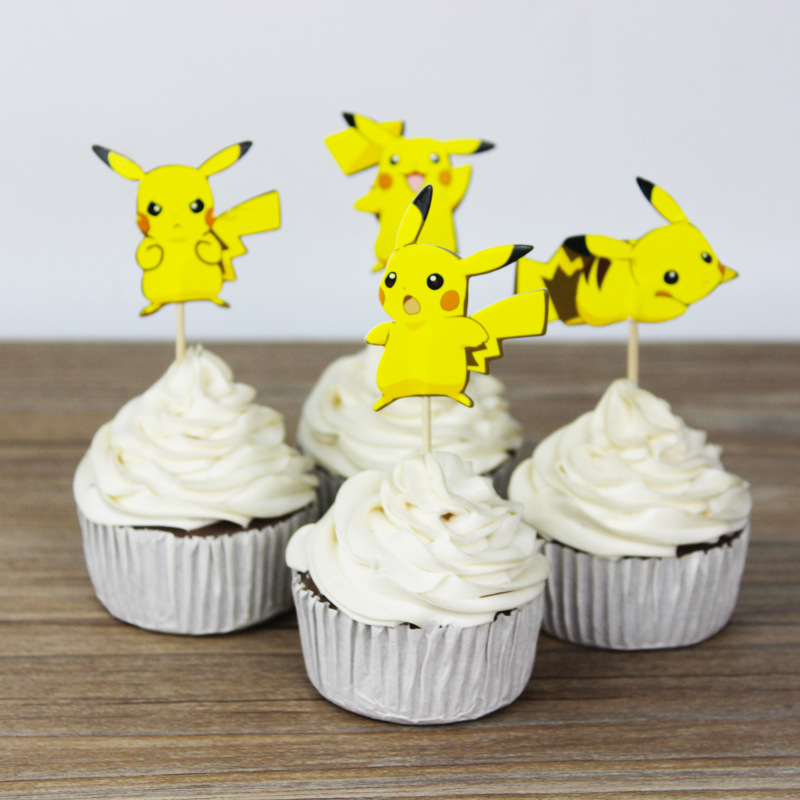 Baby SHower Child\'s Birthday Party Decoration Ideas Cupcake ...