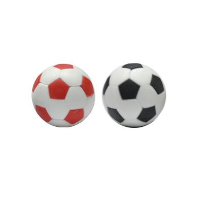 soccer promotional eraser, wholesale/retail sales.welcome to come and see the promotional gift
