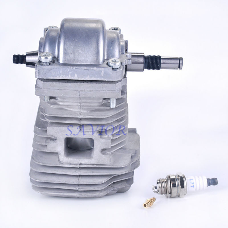 42.5MM CYLINDER PISTON for STIHL 023 025 MS230 MS250 CRANKSHAFT SPARK PLUG CHAINSAW MOTOSIERRA ENGINE купить недорого в Москве