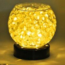 Супер яркий 4 дюймов 10 см светодиодный светильник-подставка 9 светодиодный s Под вазой декоративный светильник ing для свадебной вечеринки