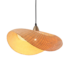 Chinese Style Wood E27 LED Chandelier Ciling Living Room Bedroom Restaurant Pendant Lamps Hotel Bar Cafe Deco Fixture