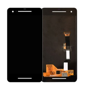 "Image 2 - 5.0 ""Amoled Voor Google Pixel 2 Lcd Display Voor Htc Nexus S2 Touch Screen Digitizer Vergadering Vervanging Voor Google pixel2"