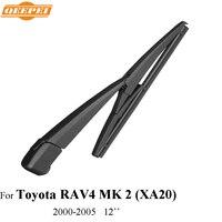 QEEPEI Rear Wiper Blade Arm For Toyota RAV4 MK 2 XA20 3 5 Door Wagon 12