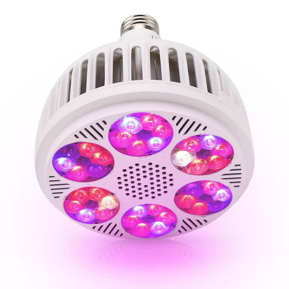 120W LED grow light Fitolampy full spectrum of plant Led lights lamps for indoor plants flowers hydroponics growing E27 in LED Grow Lights from Lights Lighting
