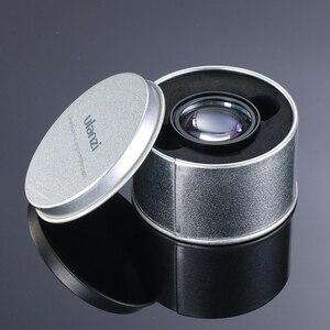 Image 5 - ULANZI OA 5 Obiettivo Macro per DJI Osmo Action 15X Ottico Obiettivo di Vetro In Lega di Alluminio Obiettivo Macro Osmo Action Accessori