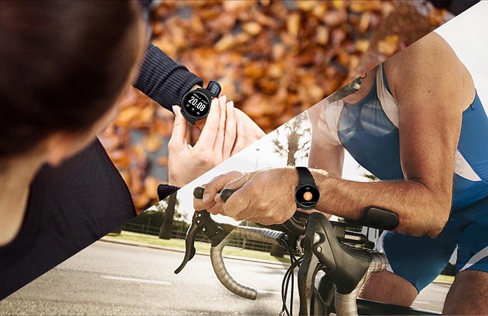 Montre intelligente Sport fréquence cardiaque 6