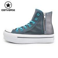 Original Converse Sapatos de Skate Tênis de Lona das Mulheres