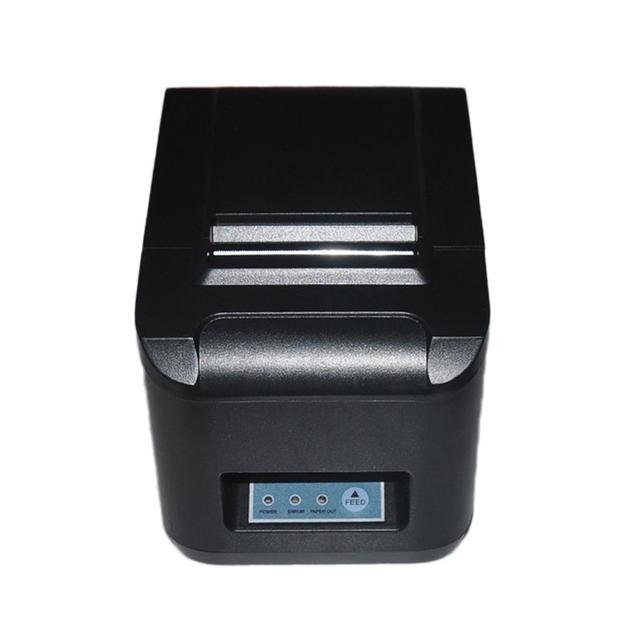 Freeshipping pos impresora térmica de recibos ZJ-8320 impresora térmica de 80mm
