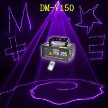 SUNY new purple light laser acoustic beam stage light Radium shoots the ceiling light scanning light bar KTV