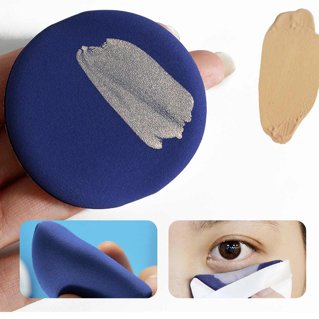 Flawless Suave Facial Powder Puff Cosméticos Esponja Macia Maquiagem Fundação BB Creme de Beleza Coreano Estilo Almofada de Ar Sopro