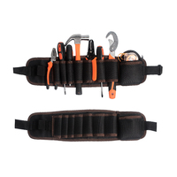 Tool     Storage   Bag   Tool   Belt for Screwdriver Pouch Durable Waist   Tool   Holder Bag Adjustable Electric Drill Bag Organizer