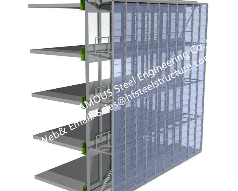 Double Curtain Wall : Double skin curtain wall revit redglobalmx