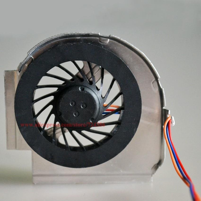 US $16 65 10% OFF|5pcs/lot laptop fan for Lenovo IBM thinkpad T61 T61P  f0125 cpu fan 42W2460 100% Brand new T61 T61P laptop cpu cooling fan  cooler-in
