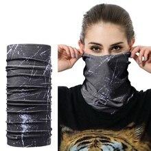 JAMONT Outdoor Scarf Mask Variety Turban Magic Scarves Face Mesh Headband Skull Neck Bandanas for Men Women braga cuello