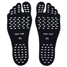 Beach Swim Pool Barefoot Sticker Shoes Naked Foot Mat Pads A