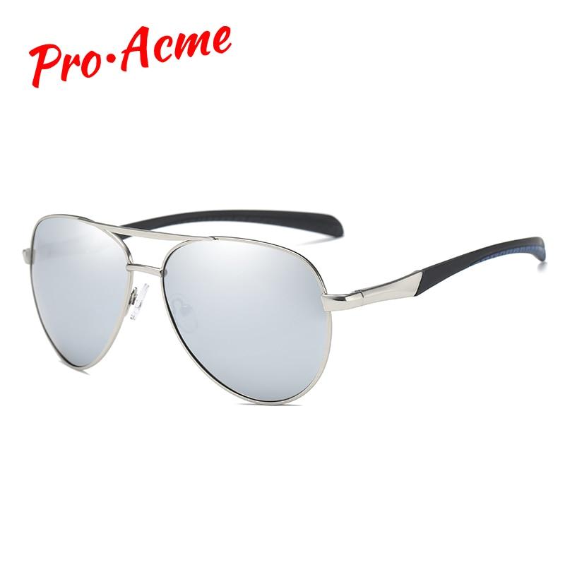 Pro Acme új férfi polarizált pilóta napszemüveg márka tervező - Ruházati kiegészítők - Fénykép 4