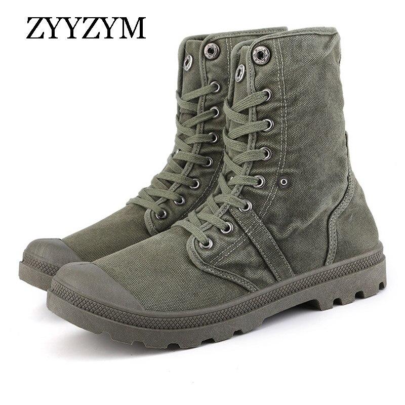 ZYYZYM/мужская повседневная обувь; Сезон весна-осень; Джинсовая парусиновая модная обувь на резиновой подошве