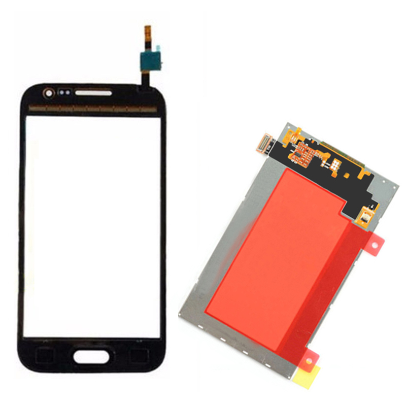 Black / White For Samsung Galaxy CORE Prime G361 G361F Touch Screen Digitizer Sensor Glass + LCD Display Screen Panel Monitor