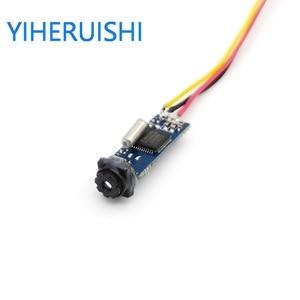 Image 2 - מיני 600TVL CMOS צבע טלוויזיה במעגל סגור מצלמה FPV מצלמה תעשייתי אנדוסקופ 7x25mm