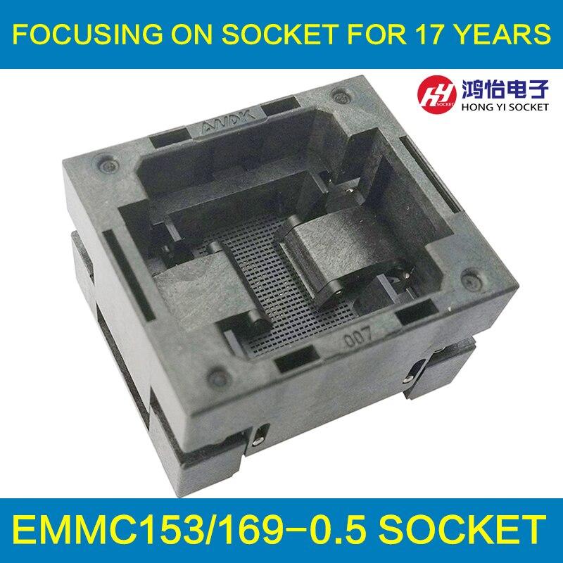 EMMC153/169 Reader тесты разъем IC средства ухода за кожей